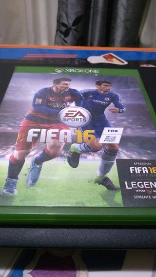 Fifa16 Midia Física Para Xbox One