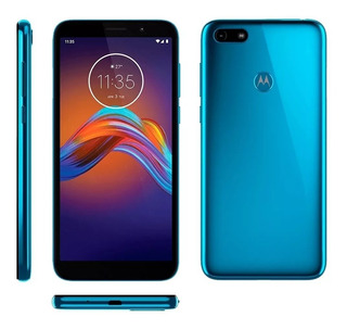 Celular Motorola Moto E6 Play 32gb 5.5 13mp 12x S/j