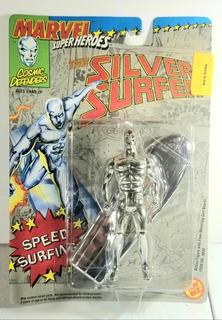 Silver Surfer Marvel Super Heroes De Toybiz 90s