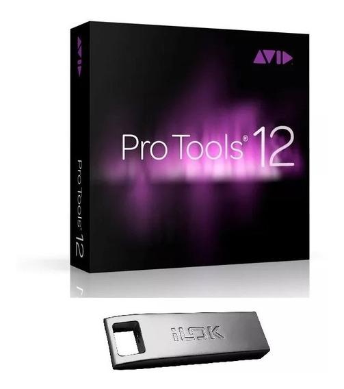 Avid Pro Tools 12+11+10 Vitalicio, Ilok 3 Incluso, Sem Juros