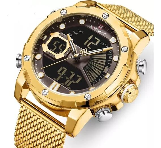 Relógios Naviforce Nf9172 Sport Pronta Entrega