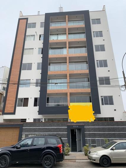 Vendo Departamento En Salamanca Av. Paracas