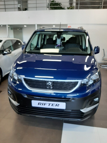 Peugeot Rifter 1.6 Hdi Allure 7p 2021