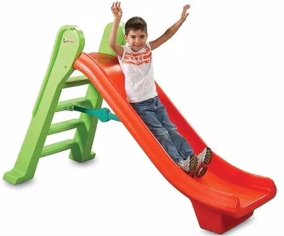 Tobogan 5 Escalones Rotoys Plegable 2 A 9 Años Ext/int