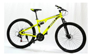 Bicicleta Mtb Andes R29 Doble Suspension - Freno A Disco