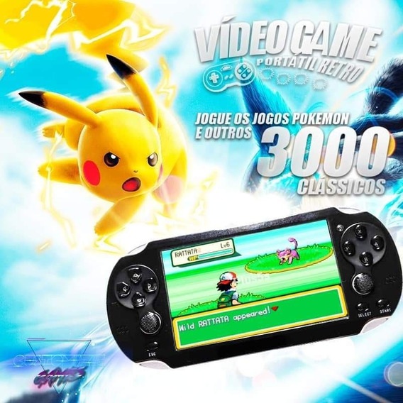Vídeo Game Portátil Retrô Snes Nes Game Boy Advance