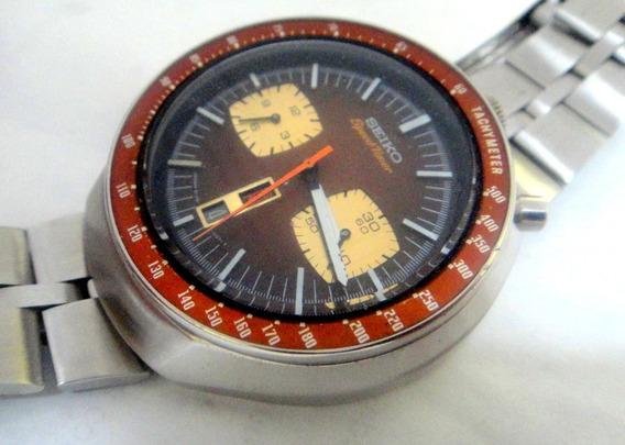Relógio Chronograph Seiko Bullhead Speedtimer