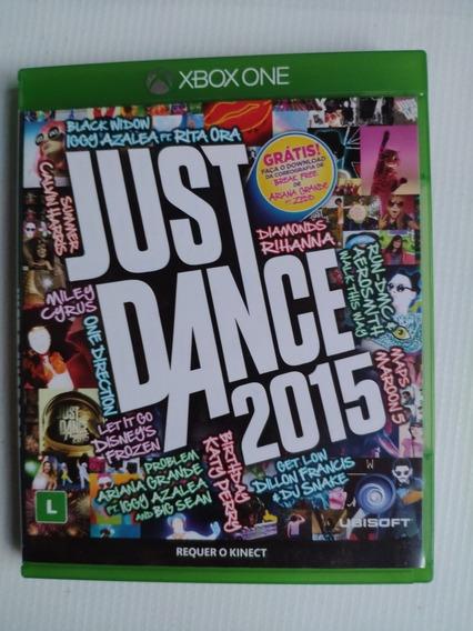 Just Dance 2015 Xbox One Midia Física Semi Novo