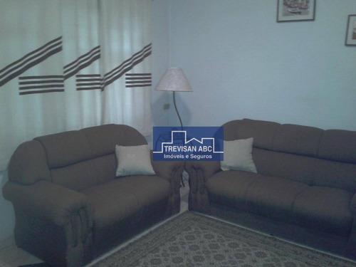 Casa Para Locação No Jd. Calux/sbc 3 Dorms, 2 Vagas - Ca0183