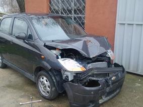 Chevrolet Spark Chocado Resto De Banco Por Partes
