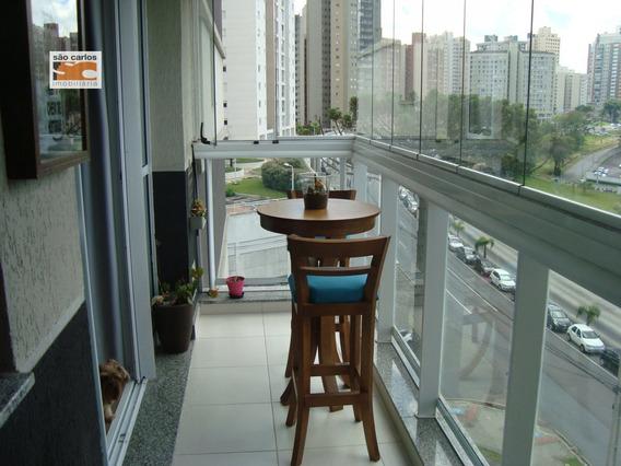 Apartamento A Venda No Bairro Cristo Rei Em Curitiba - Pr. - 613-1