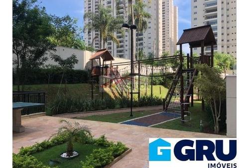 Imagem 1 de 15 de Lindo Apartamento Com 65 M² Localizado No Bairro Flor Da Montanha (gru)