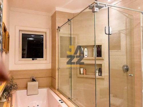 Imagem 1 de 29 de Casa Com 5 Dormitórios À Venda, 550 M² Por R$ 3.500.000,00 - Alphaville Residencial Plus - Barueri/sp - Ca14187
