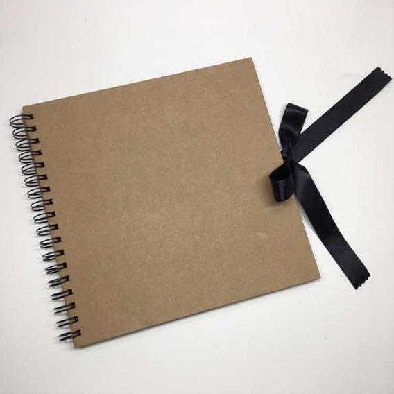 Álbum Para Scrapbook - Kraft
