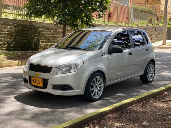Chevrolet Aveo Emotion Semifull At C.c 1.6