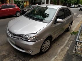 Toyota Etios 1.5 2017 Sedan Xls Automático Full 17.000 Km
