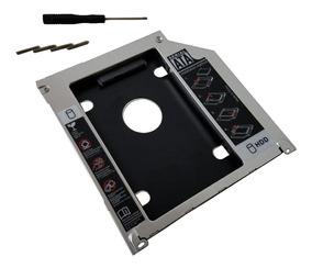 Drive Caddy Adaptador Dvd P Hd Ssd Macbook Mac Pro 9.5m