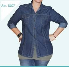 Camisas Jeans Talles Grandes Talle 56