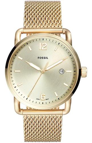 Relógio Fossil Masculino Commuter Fs5420/1dn