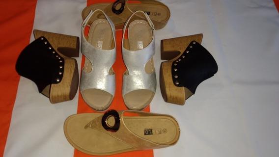 Zapatos Y Sandalias De Mujer Liquidacion Verano