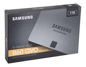 *lançamento* Samsung 860 Qvo Ssd 1tb Sata Iii