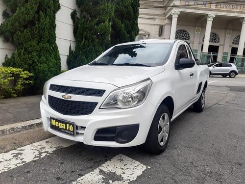 Chevrolet Montana Ls Picape E Bau Disponíveis Novas 2019