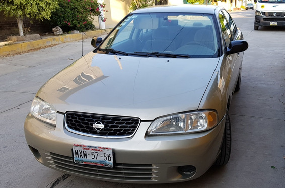 Nissan Sentra Se Sl2 Aa Ee Ba Abs Qc At 2001