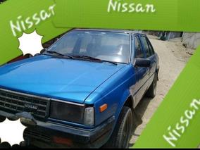 Nissan Sunny Mecánico Gasolina