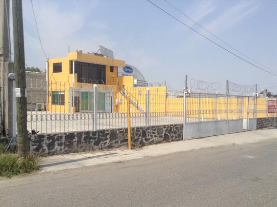 Renta Terreno Comercial 400m2 20x20m Fondo Lateral Qro-mex
