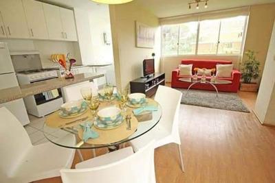 Minidepartamento De 2 Dormitorios