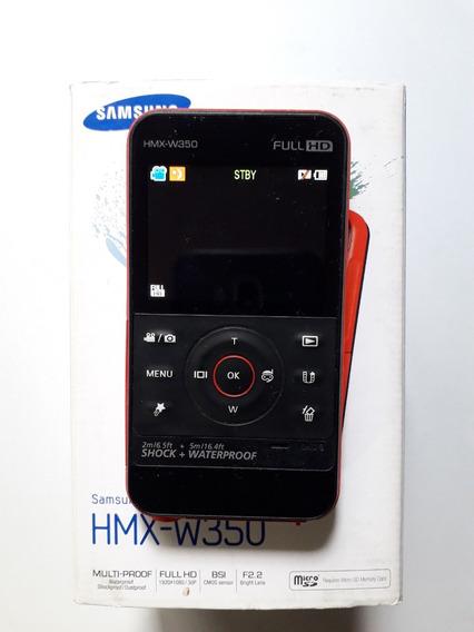 Camara Y Video Grabadora Samsung Impermeable Y Sumergible