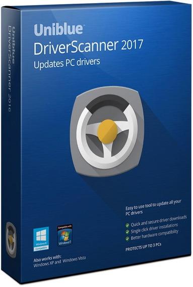 Uniblue Driverscanner 2017 (atualiza Drivers Online)