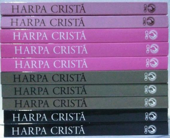 Harpa Cristã Popular Grande Kit Com 10 Harpas