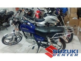 Suzuki Gn125 F 2018 Oferta!!!!