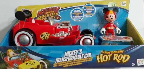 Disney - Mickey Aventura Sobre Ruedas - Vinci Toys