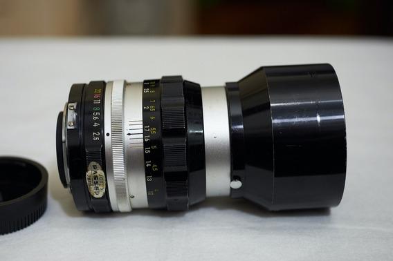 Nikon 105mm 2.5 P Linda Exc Est C Adap Serve Sony Fuji Canon