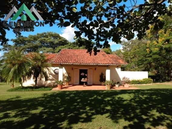 Sitio Em Condominio Farm Em Porto Feliz E Acesso Pela Castelo - 340