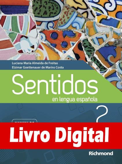 Sentidos En Lengua Española - Ano 2