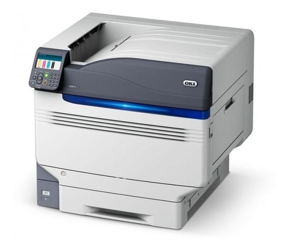 Impressora Laser Digital / Fotolito Oki C911 Mdi (33x132cm)