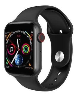 Smartwatch Iwo 8 Lite - Preto - Relógio Inteligente 44 Mm