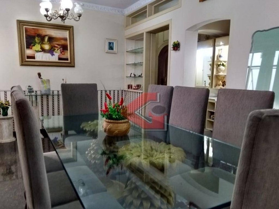 Sobrado Com 6 Dormitórios À Venda, 615 M² Por R$ 1.450.000,00 - Jardim Do Mar - São Bernardo Do Campo/sp - So0906