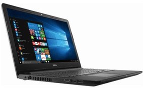 Laptop Dell 15.6 , 7th Gen. Procesador Amd Dual-core A6 2,5
