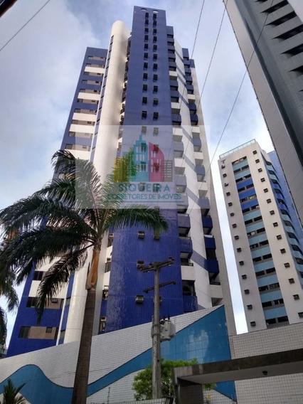 Apartamento Para Alugar No Bairro Boa Viagem Em Recife - Pe. - 927-2
