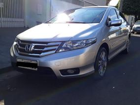 Honda City Ex 1.5 Flex 16v 5p Aut.