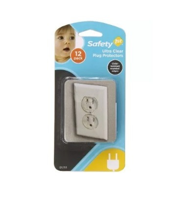 Protectores De Enchufes  Bebes Safety 1st. +protector Puerta