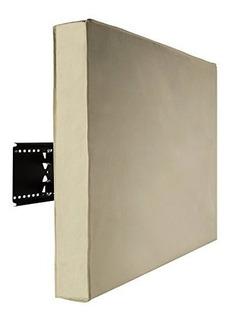 ¡móntalo! Outdoor Tv Cover Protector Universal Resistente