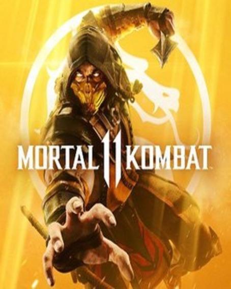 Mortal Kombat 11 - Pc Steam Key 100% Original