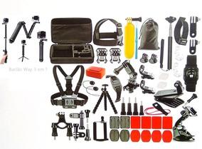 Kit Acessórios Action Câmera Gopro Hero Black 6/7 Session