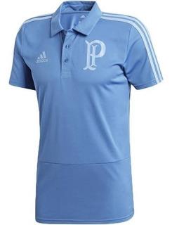 Camisa Polo Palmeiras adidas 2018