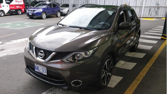 Nissan Qashqai 2016 Full Extras Marchamo Incluido